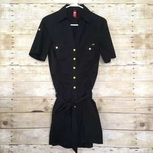 SUPER SALE Apple Bottoms Button Up Shirt Dress
